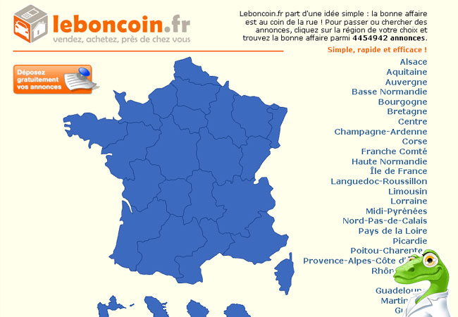 Le Bon Coin.fr Auto Immobilier Moto