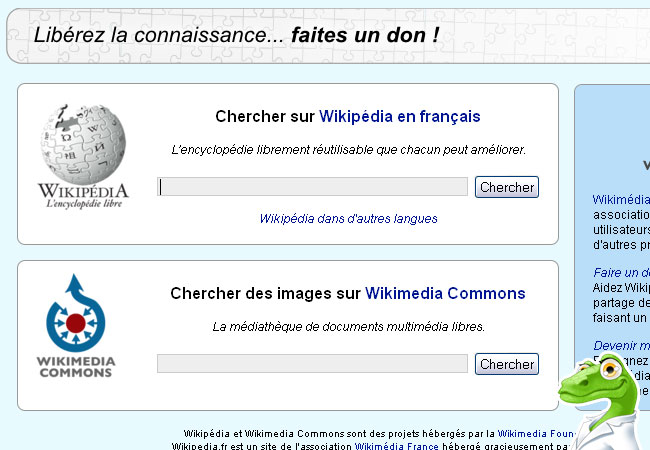 Wikipedia.fr Dictionnaire France gratuit
