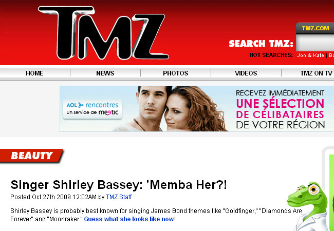 TMZ.com en francais