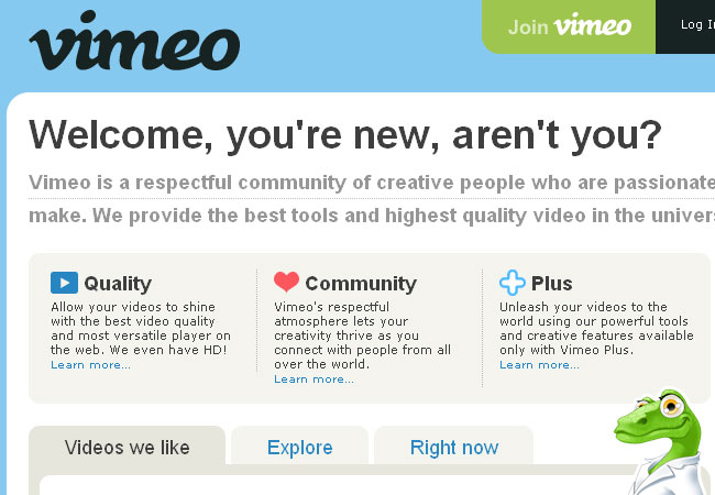 Vimeo.fr Video HD
