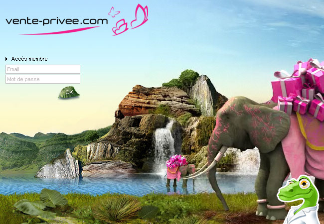 Vente Privee.com France : Forum et Contact