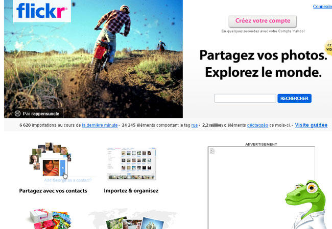 Flickr.com Français